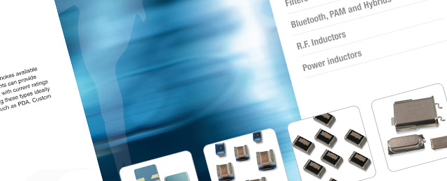 Magna Frequency Components Brochure